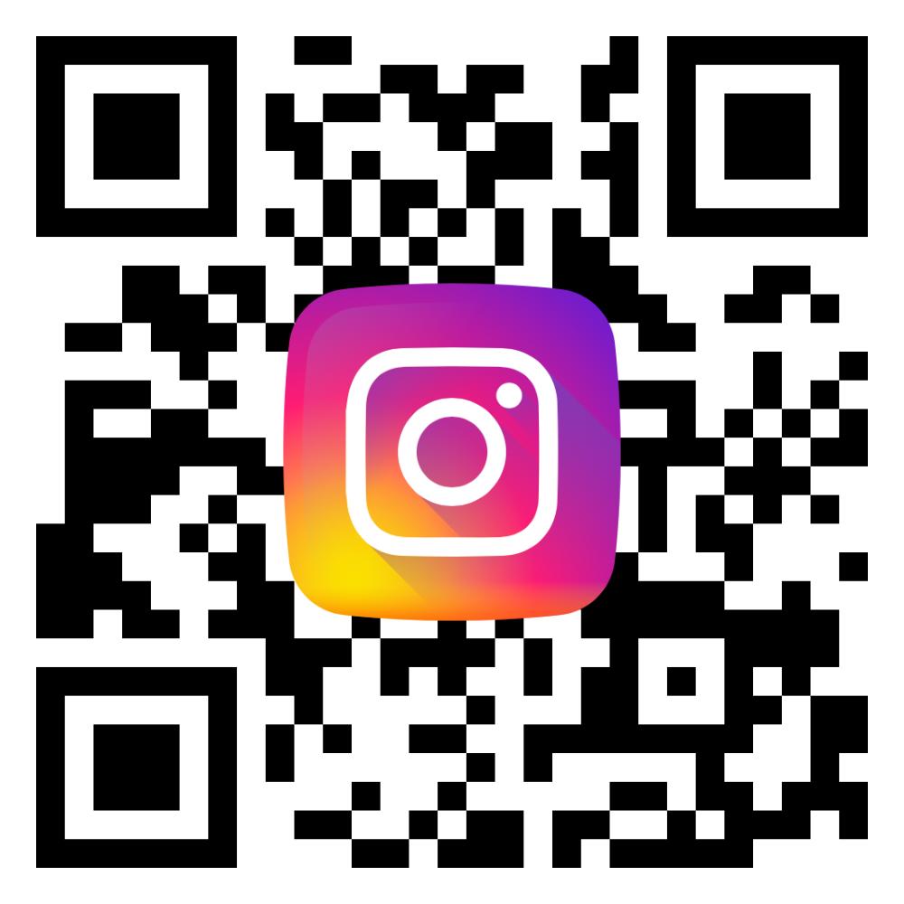 QR Code zu unserem Instagram Kanal