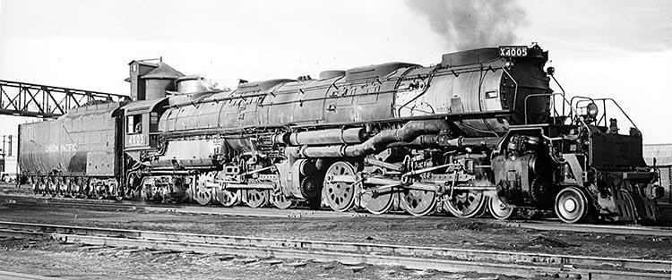 Union Pacific Big Boy 4005