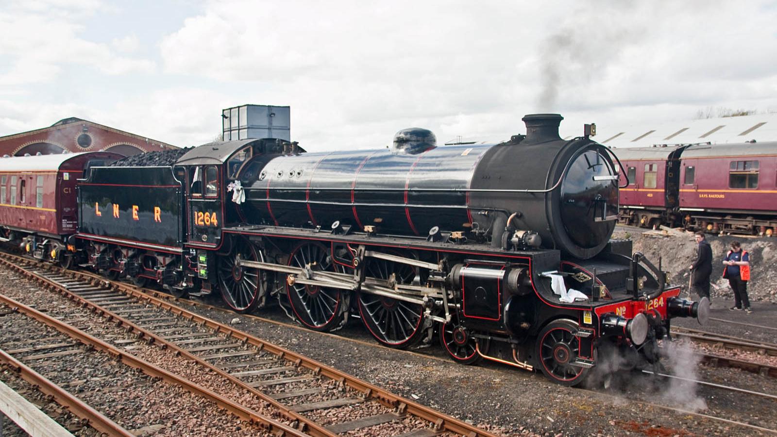 LNER B1