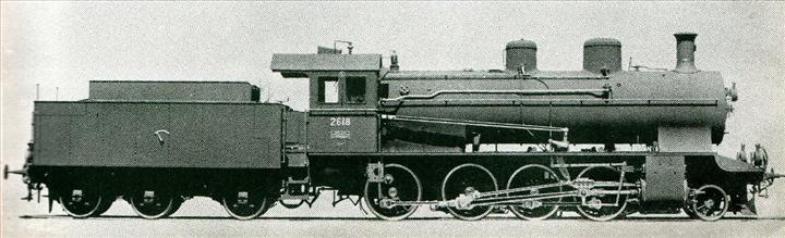 SBB C4/5 Vorbild