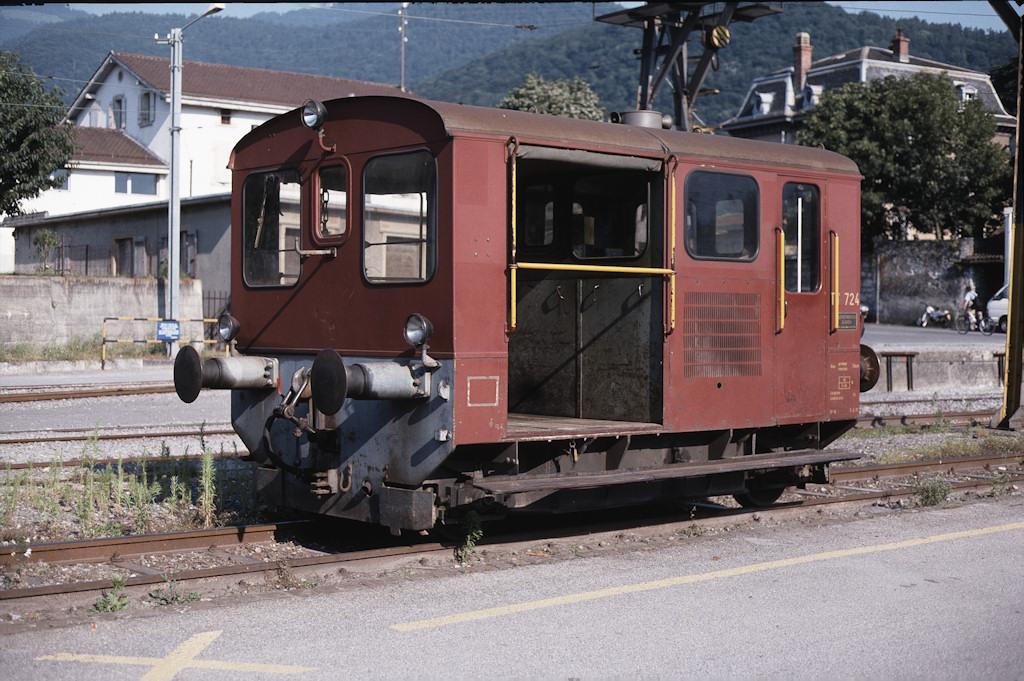 SBB Tm II 724